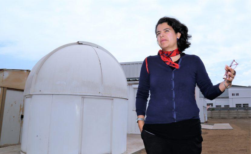 Astrónoma UA integra Comité del Fondo ALMA-CONICYT