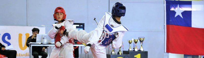 UA desarrolló Primer Campeonato Nacional de Taekwondo