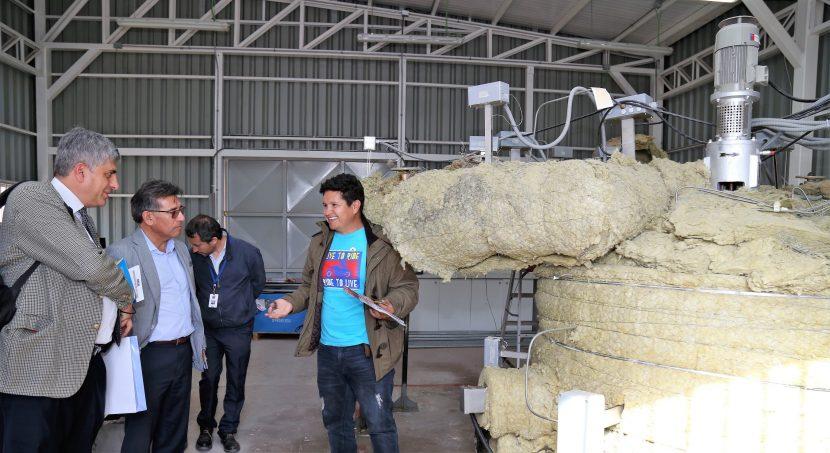 Delegación salteña visitó el CDEA