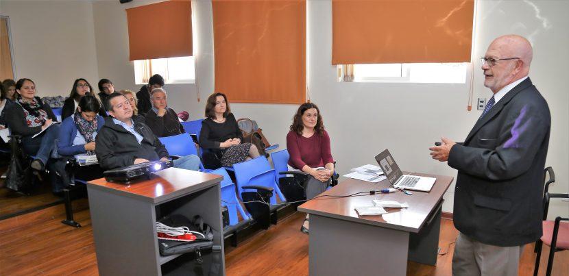 Expertos españoles dictaron curso-taller en Biotecnología