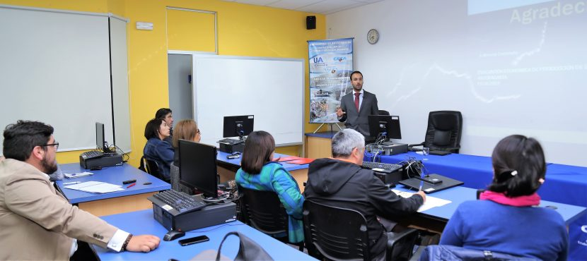 Presentan tesis de magister sobre el desarrollo del Litio