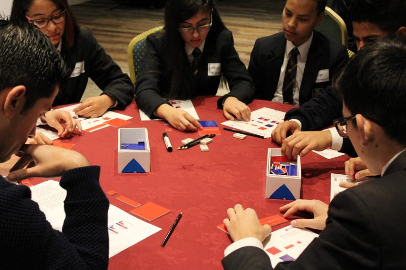 Observatorio Educacional UA realizó taller de matemáticas a 70  estudiantes de Antofagasta