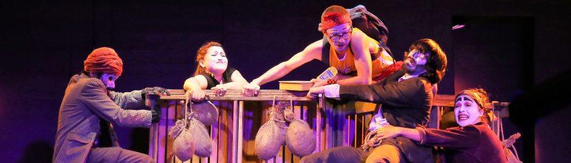 Artes escénica de la UA estrenó el Alma Buena de She-Chuan.