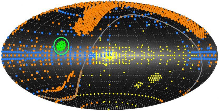 Astronomía UA lidera proyecto de observación de la Vía Láctea