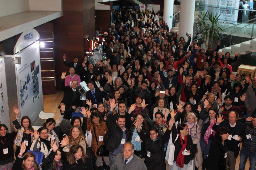 Académicos UA presentaron trabajo en Congreso Internacional