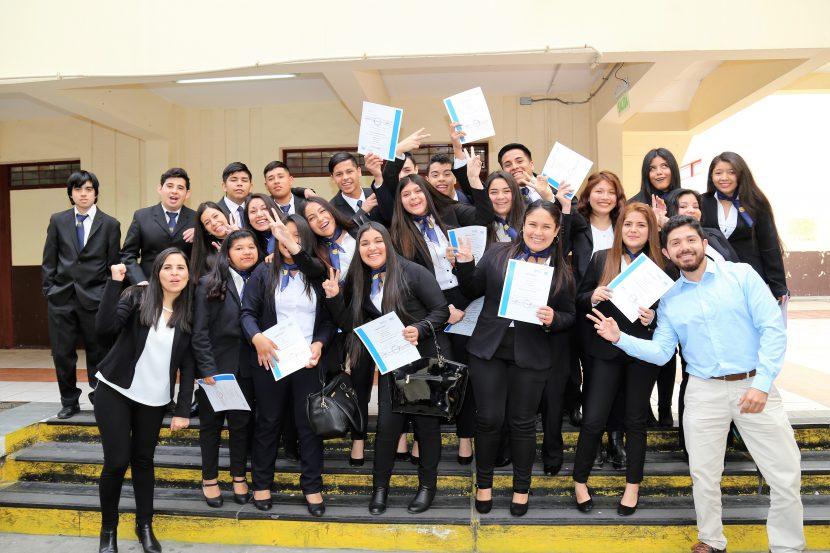 Alumnos del ISCA completaron curso de Microsoft office
