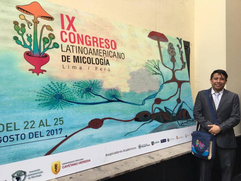 Biotecnología UA presente en Congreso Internacional de Micología