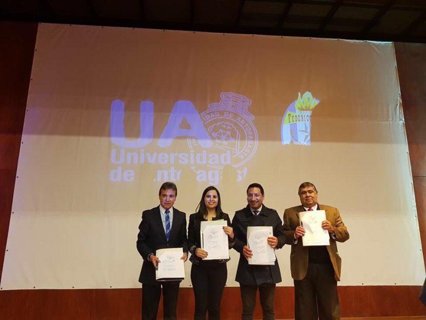 Carreras Técnicas UA amplia vinculación con liceos regionales
