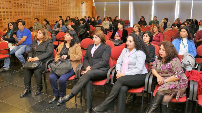 Obstetricia UA apoya Plan de Sexualidad de Escuela D-121
