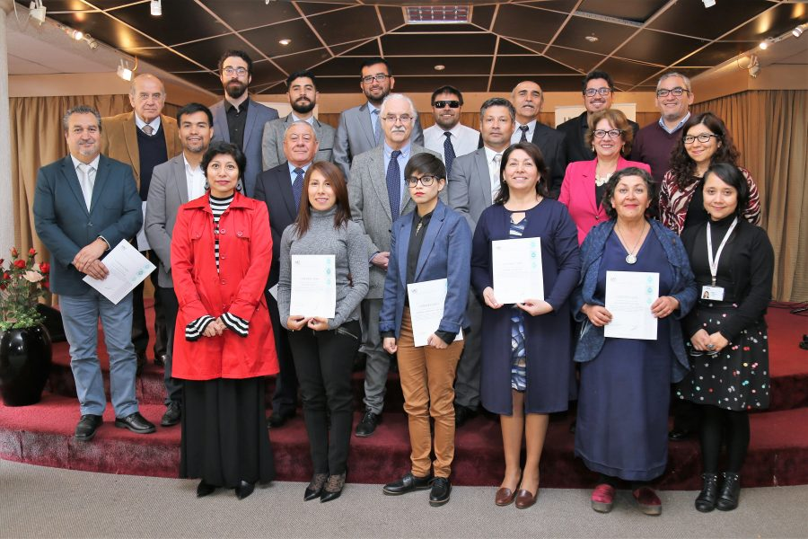 24 académicos culminaron diplomado en DDHH