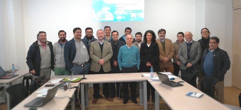 Director del CPDA-UA fue invitado a diplomado en Valparaíso