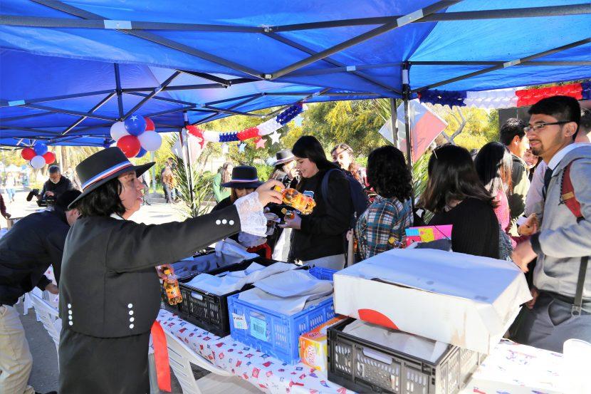 DDE realizo tradicional iniciativa de fiestas patrias.