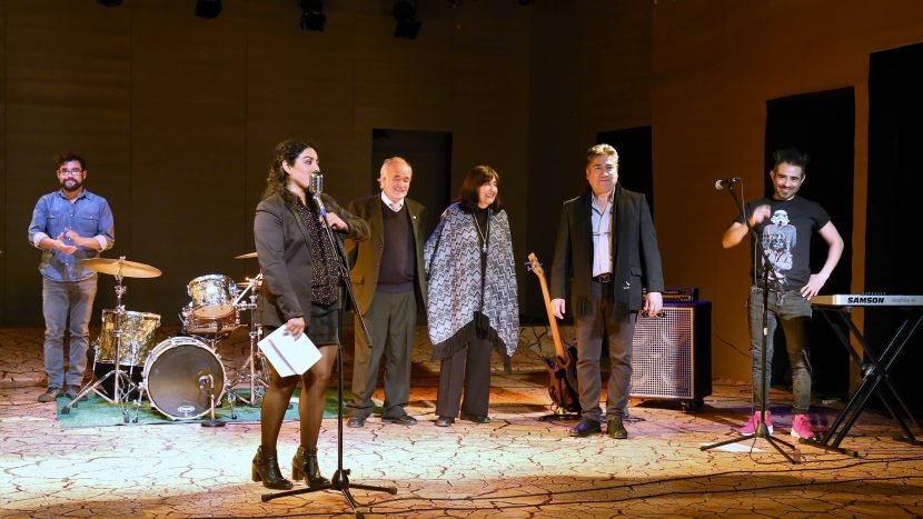 Compañía de Teatro UA celebró 55 años con una semana de actividades a tablero vuelto