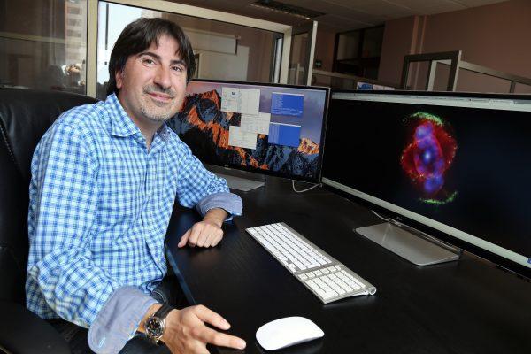 Unidad de Astronomía UA intensifica su colaboración científica