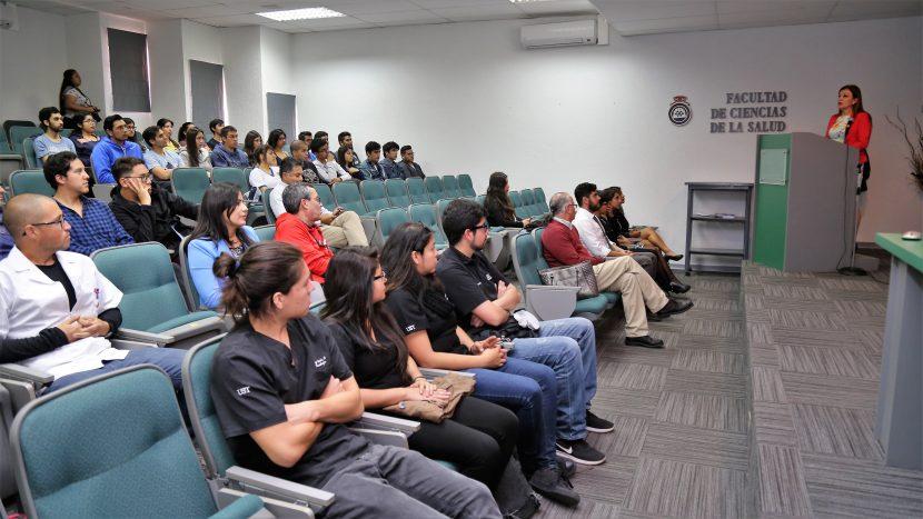 Kinesiología UA celebra semana de la carrera