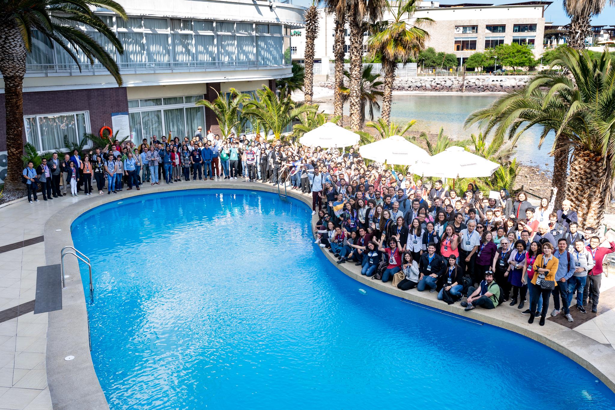 300 Participantes Asisten Al Encuentro
