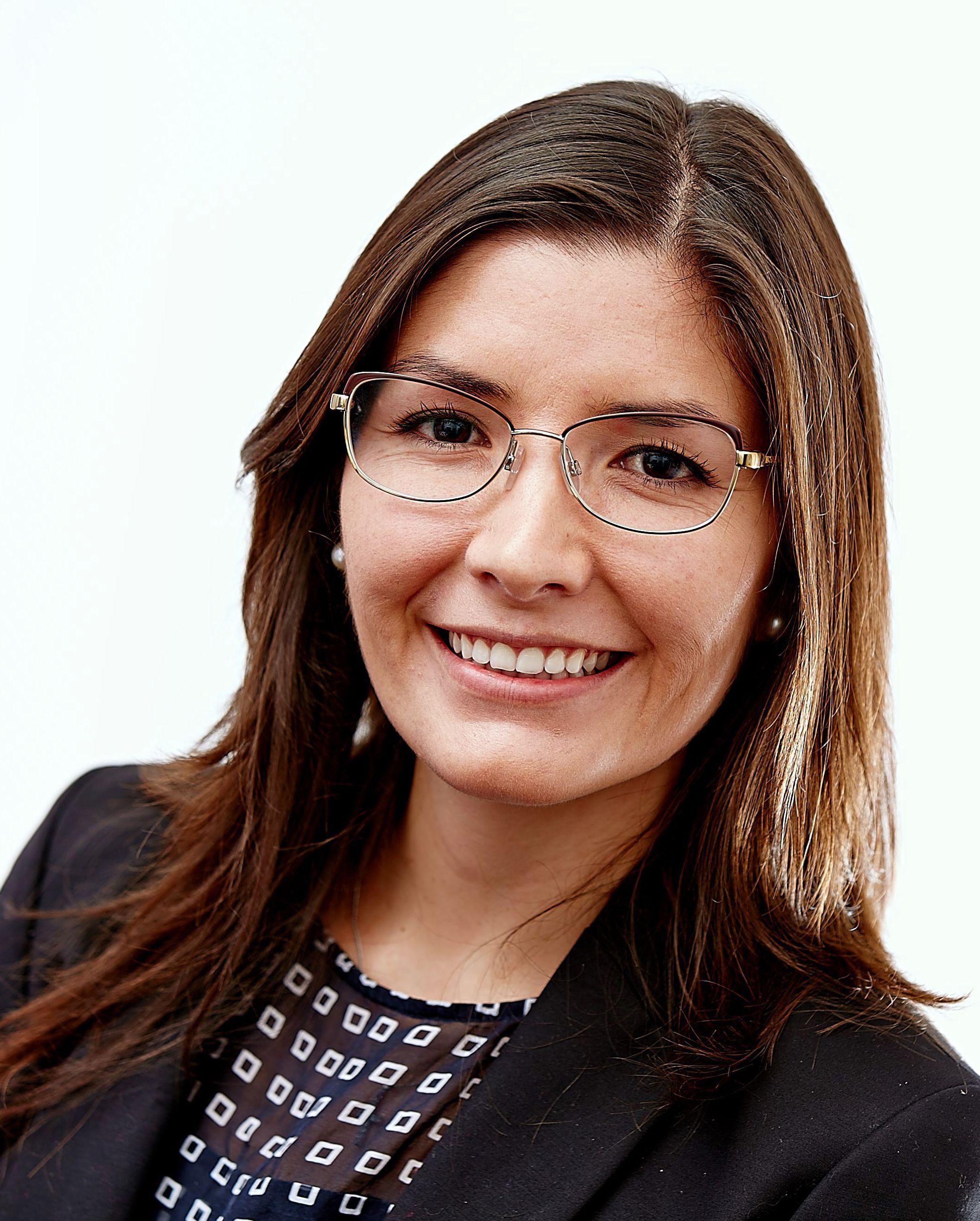 Dra. Andrea Gutiérrez.