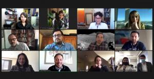 Reunión oficial del Comité