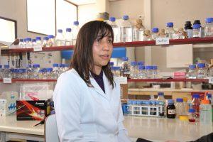 Dra. Alexandra Galetovic.