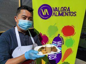 Iniciativa busca revalorizar alimentos que actualmente son desechados.